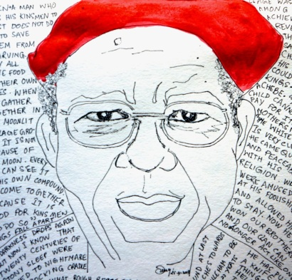 Chinua Achebe sketch