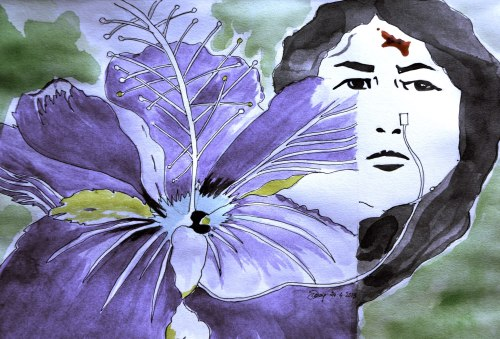 Irom Chanu Sharmila © Divya Adusumilli 2013
