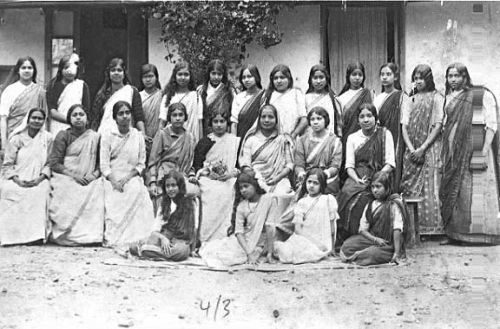 Figure 4. Maharani Girls School, Darjeeling c. 1912