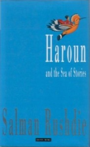 Haroun and the Sea of Stories Salman Rushdie Granta 1990 Paperback/English Fiction pp224