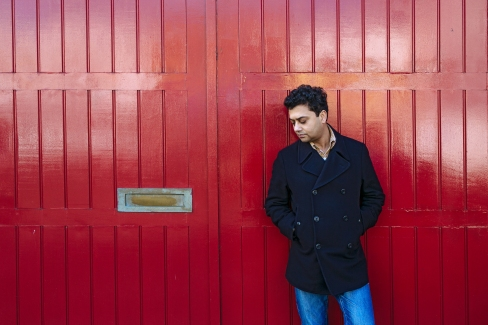 Neel Mukherjee  by Nick+Tucker