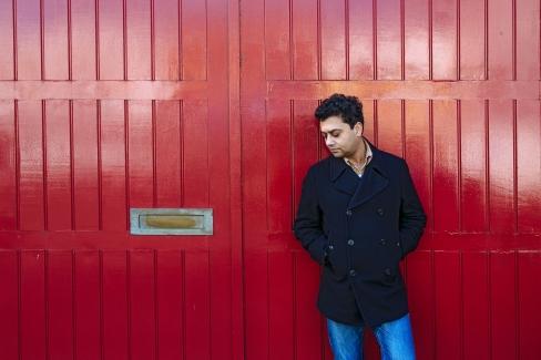 Neel Mukherjee  by Nick+Tucker